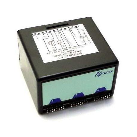 IQ68I-CENTRALE GICAR ET405-1/2/3GR