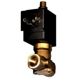 ELECTROVANNE 3VOIES 8W 220V AC 60HZ ENTREE 1/4F SORTIE 1/4F