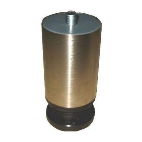 PIED REGLABLE INOX/PLASTIQUE - NFQ60876