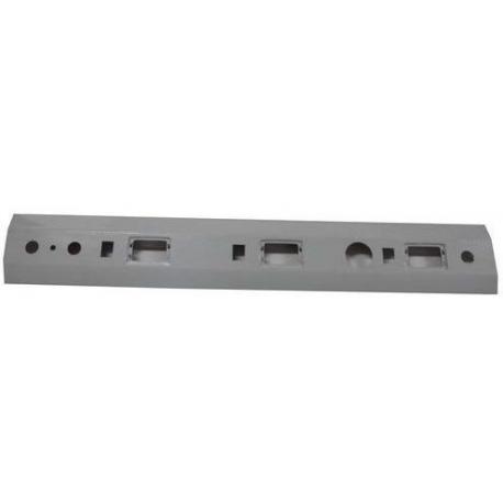 PANNEAU FRONTAL SUP 3GR INOX - NFQ25252795