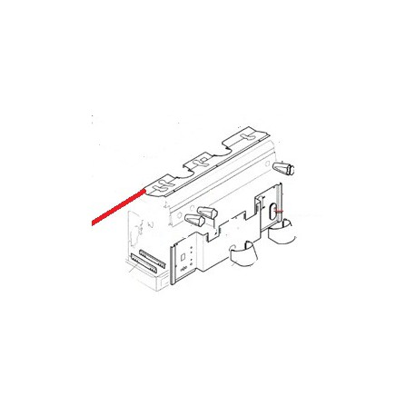 COUVRE CHAUDIERE INOX 3GR PERLA ORIGINE ASTORIA - NFQ22599602