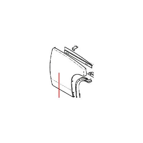 PANNEAU LATERAL G NOIR GLORIA ORIGINE ASTORIA - NFQ38255540
