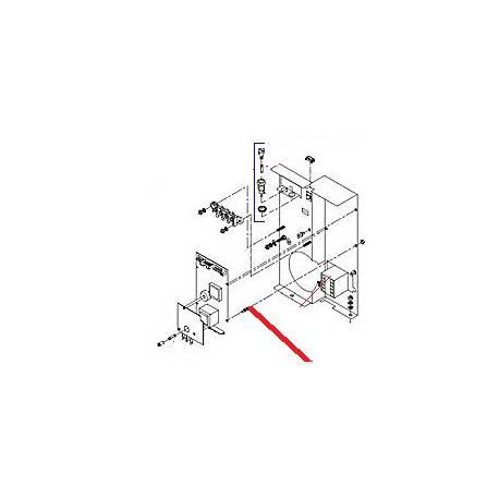 PLATINE ELECTRONIQUE COMBI 2X10 L ORIGINE ANIMO - NAVQ7992