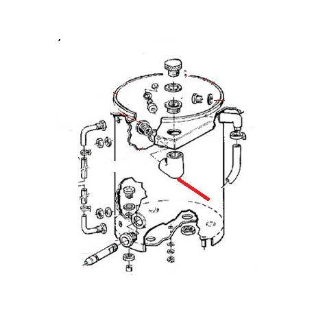 COUDE REMPLISSAGE MW ORIGINE ANIMO - NAVQ2670