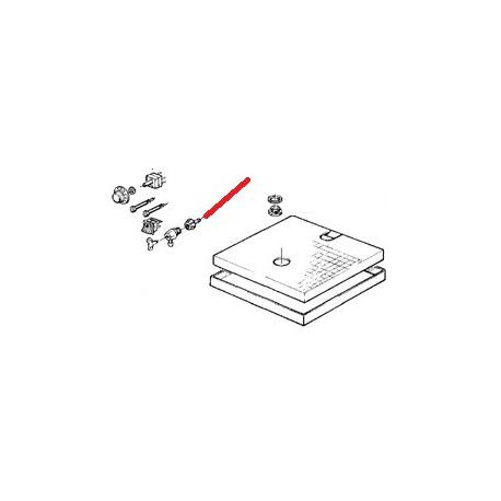 RACCORD ROBINET ORIGINE ANIMO - NAVQ2889
