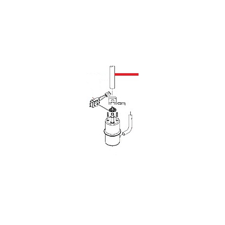 DURITE CHAUDIERE A RESERVOIR ORIGINE ANIMO - NAVQ80595
