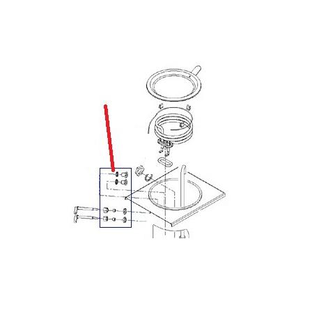 ELECTRODE NIVEAU COMPLETE ORIGINE ANIMO - NAVQ49669