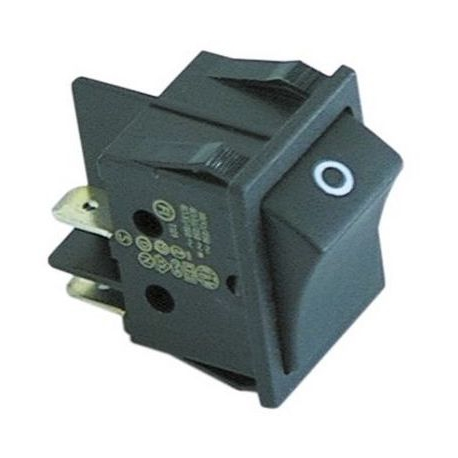INTERRUPTEUR NOIR 1 PLO-02523 - TIQ66351