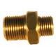 RACCORD DROIT 1/8 X M12 ORIGINE BEZZERA - ORQ360