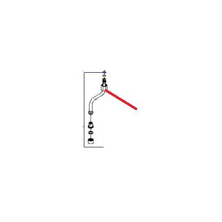 TUBE SEUL EAU CHROME ORIGINE BEZZERA - ORQ394