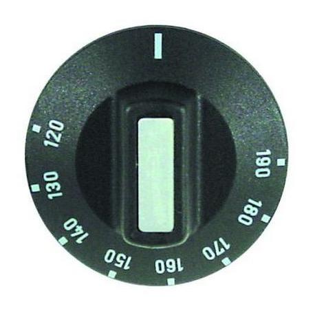 TIQ78567-MANETTE 120ø-190øC D50MM
