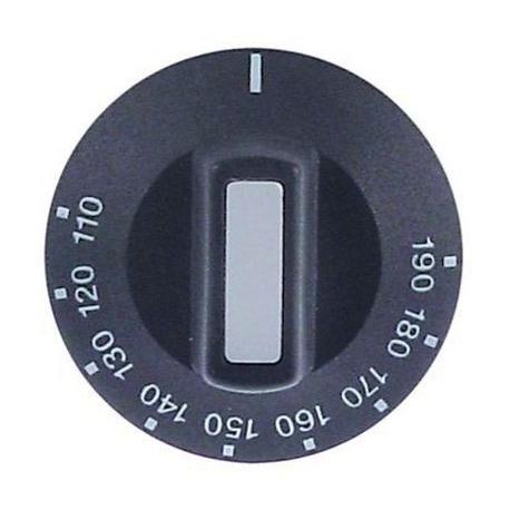 MANETTE 110ø-190øC D50MM - TIQ78560