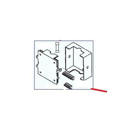 BOITIER ELECTRONIQUE 1GR 220V + CLEF PROGRAMMATION ELISSE DE - ORQ6561