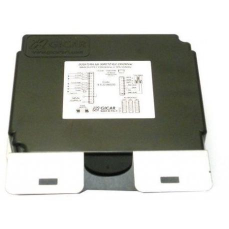 BOITIER ELECTRONIQUE 3GR 220V + CLEF PROGRAMMATION ELISSE TE - ORQ6570
