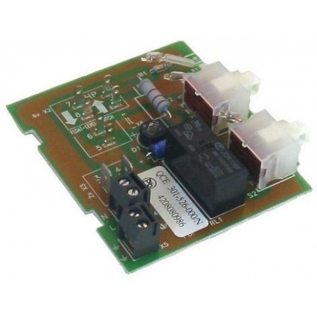 TIQ66464-CARTE NOVO 2000 230V ORIGINE BRAVILOR