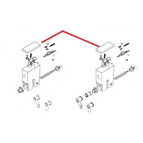 COUVERCLE PETIT BAC PRODUIT - TIQ70837