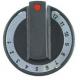 MANETTE DOSEUR D'ENERGIE 1-12 Ø78MM AXE:Ø6X4.6MM A PLAT HAUT - TIQ78545