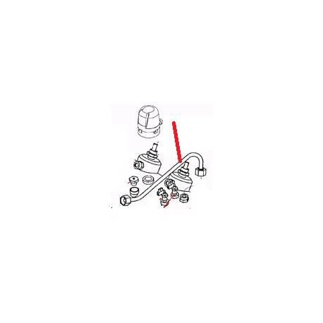 TUBE INJECTEUR D/95 ORIGINE CARIMALI - PNQ05