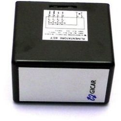 CENTRALE ALIMENTATION ECO/UNO 40X2 DOS 230V ORIGINE CARIMALI