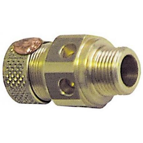 VALVE SECURITE PLOMBE 3/8 - PQ036