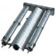 TIQ78620-BRULEUR A RAMPE POUR GRILL 40-80 L:430MM L:200MM