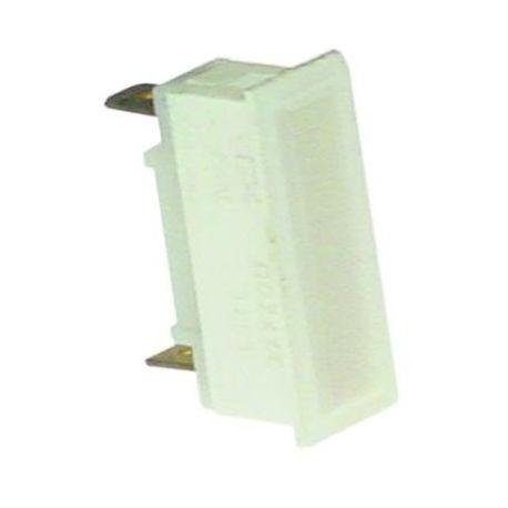 LAMPE TEMOIN D33X10MM 24V - TIQ78624