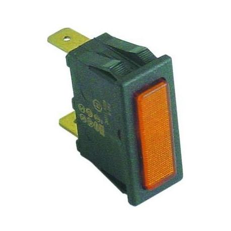 VOYANT ORANGE 400V 30X11MM - TIQ78637