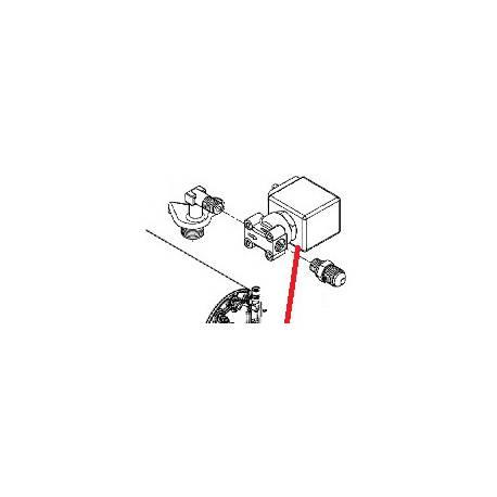 RACCORD ELECTROVANNE ORIGINE CIMBALI - PQ274