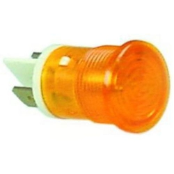LAMPE TEMOIN JAUNE D16.0MM