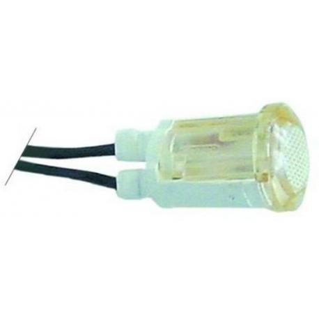 LAMPE TEMOIN BLANC D16.0MM - TIQ78630