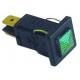 LAMPE TEMOIN 230V VERT - TIQ78752