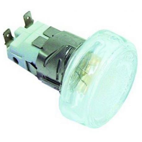 LAMPE 230V 25W COMPLET ORIGINE - TIQ78761
