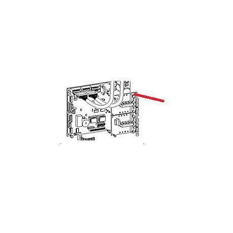 CARTE COMMANDE DOSATRON M39 ORIGINE CIMBALI - PQ6067