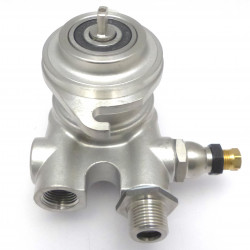 FLUID-O-TECH PUMP FASTENING 2 POINTS WITH FILTER STAINLESS STEEL INLET