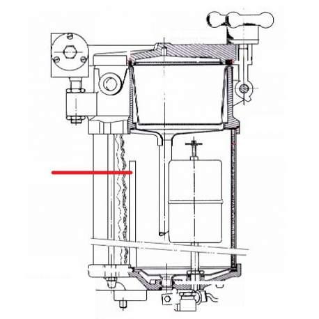 TUBE TROP PLEIN ORIGINE CONTI - PBQ955409
