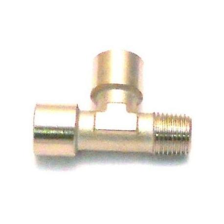 RACCORD EN T 1/4F 1/4MC 1/4F - PBQ950131