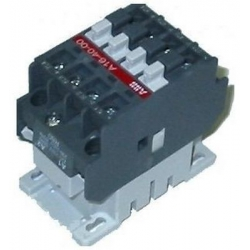 CONTACTOR 220V ABB NEW MODEL AUXILIARY CONTACT:C