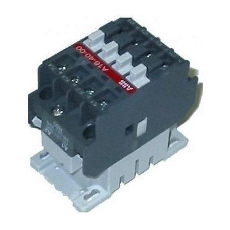 CONTACTEUR 220V ABB NV MODELE CONTACT AUXILIAIRE:C - PBQ950347