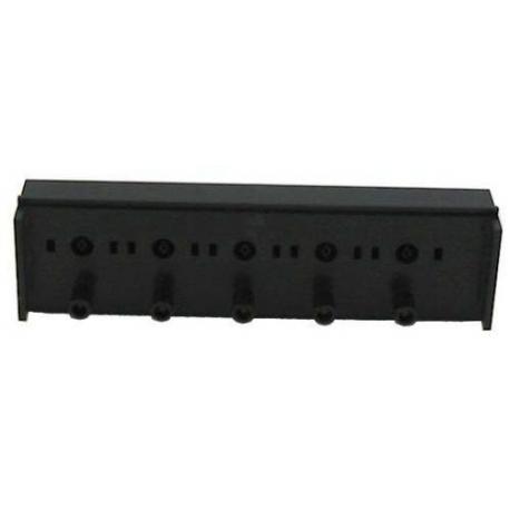 POUSSOIR 5 BOUTONS CONTICLUB (GM) ORIGINE CONTI - PBQ965658