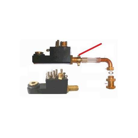 TUBE EVACUATION MACHINE COUDE ORIGINE CONTI - PBQ965356