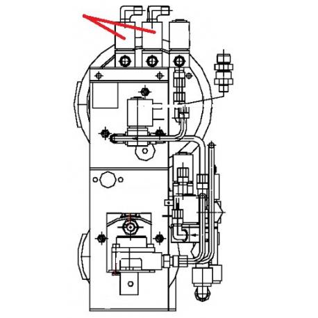 ELECTROVANNE 3VOIES ORIGINE CONTI - PBQ910615