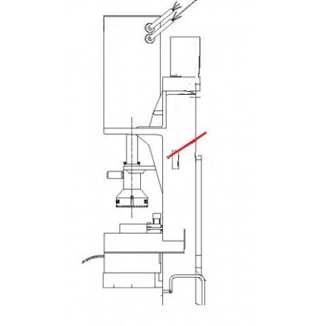 AIMANT D6X1.8MM A COLLER ORIGINE CONTI - PBQ910166