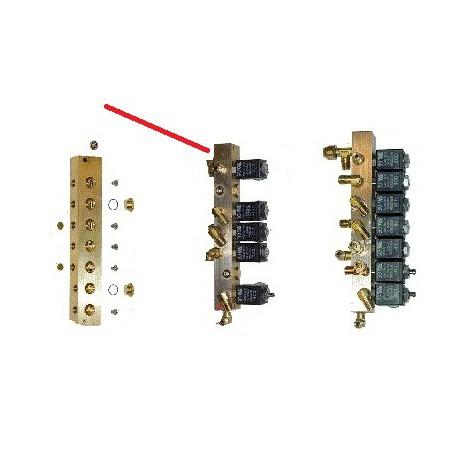 BLOC ELECTROVANNE COMPLET - PBQ911540