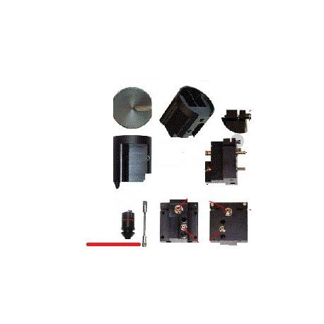 ECROU MOLETTE M5 ORIGINE CONTI - PBQ911654