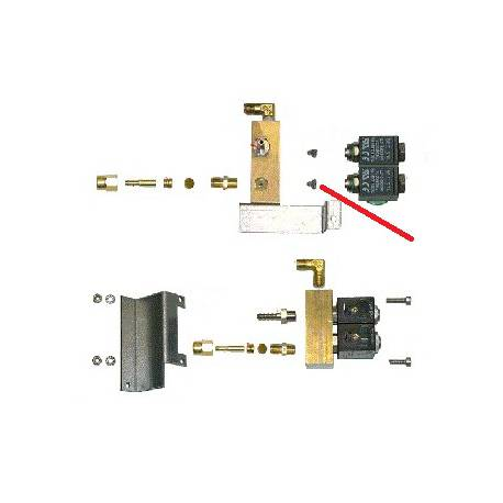 SIEGE ELECTROVANNE 1.2MM ORIGINE CONTI - PBQ911674