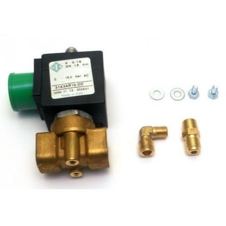 ELECTROVANNE 3V 1/8 230V 8W ORIGINE CONTI - PBQ911735
