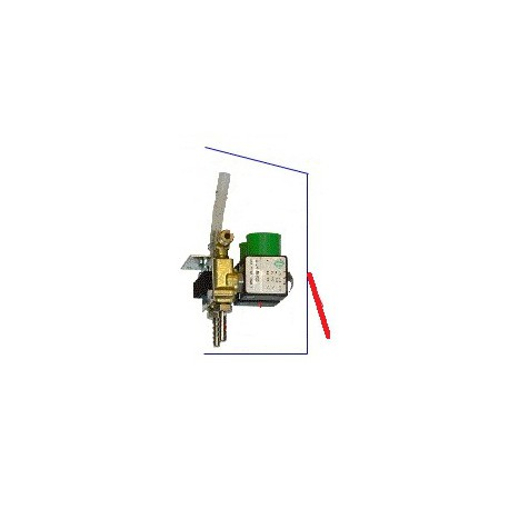 BLOC ELECTROVANNE CAPPU PORTE ORIGINE CONTI - PBQ911076