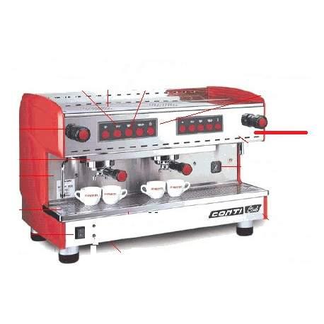 CENTRALE 3D5 110V ORIGINE CONTI - PBQ9543826