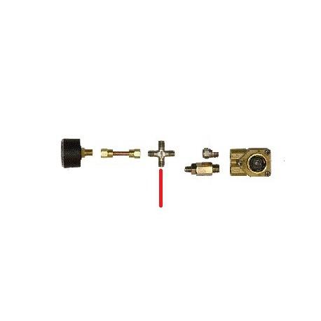 CROIX 1/8M X 4 NICKELE ORIGINE CONTI - PBQ965178A