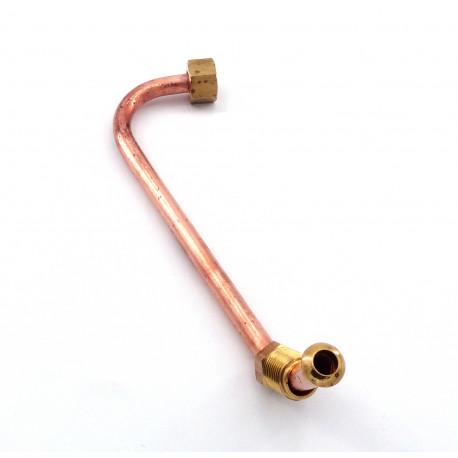 TUBE RETOUR DROIT ORIGINE EXPOBAR - RKQ637